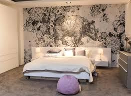 Tapeten Schlafzimmer Tapete Bilder Design Zweck Ideen Fur Grau T