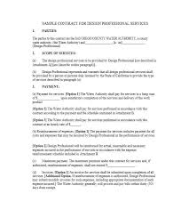 Free Service Contract Template 50 Professional Service Agreement Templates Contracts
