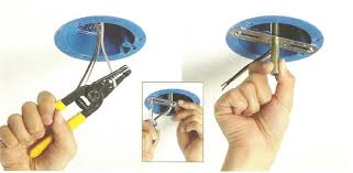 install lighting fixture. Cool Replace Ceiling Light 4 Steps Installing A Fixture Ehowdiy Install Lighting L