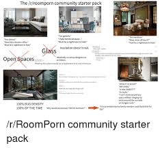Trends In Office Design Delectable The Rroomporn Community Starter Pack Too Clinical Feels Like A