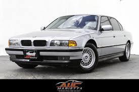 1998 BMW 7 Series 740il Stock # M10905 for sale near Marietta, GA ...