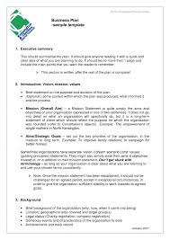 Business Proposal Templates Examples Plan Sample ...