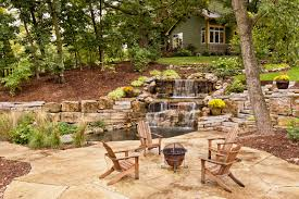 Small Picture Best Backyard Waterfall Ideas Garden Decors