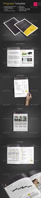 proposal template by yordstudio graphicriver proposal template proposals invoices stationery