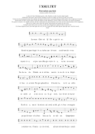 exultet sheet music exsultet gregorian chant imslp petrucci music library free