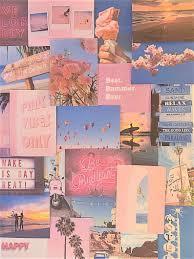 Pretty Peachy Pink Pastel Aesthetic ...