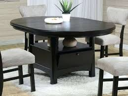 round kitchen table with storage the elegant kitchen table with storage underneath for property and recent