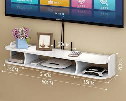 dvd player rack tv rack wall storage