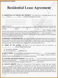 √ Weekly Rental Agreement Template Astonishing Lease Agreement ...