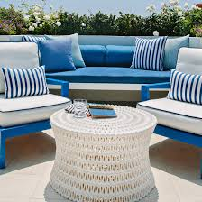 furniture for beach houses. Blue And White Outdoor Furniture. California Beach House With Furniture For Houses