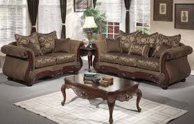 traditional furniture styles living room. Amanda Traditional Sofa \u0026 Loveseat Set Furniture Styles Living Room T