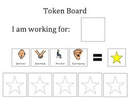 Token Chart Template Token Boards Stars Worksheets Teaching Resources Tpt