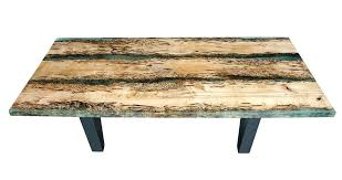 resin dining table resin dining table view in gallery poetic wood and resin boat inspired dining resin dining table