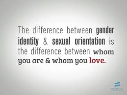 many people believe that gender identity and sexual orientation  many people believe that gender identity and sexual orientation are the same however they