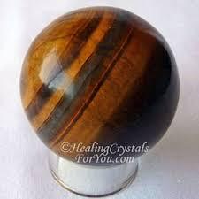 <b>Tigers Eye</b> Stone Meaning & Uses: Aids Harmonious Balanced Action