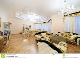 Living Room Luxury Furniture Living And Dining Room With Luxury Furniture Royalty Free Stock