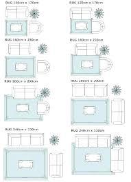 Living Room Rug Sizes Chart Living Room Carpet Size Blinkup Co