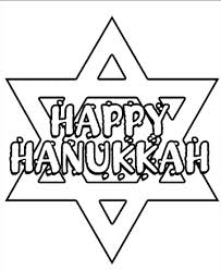 Hanukkah Coloring Page Coloring Page Book For Kids
