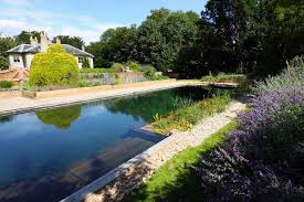natural looking in ground pools. Natural Swimming Pools Looking In Ground