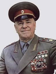 Четырежды Герой Советского Союза Жуков Георгий Константинович  Жуков Георгий Константинович