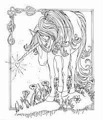 Cute Unicorn Coloring Pages To Print Best Of Great For Adults Page
