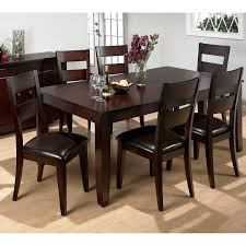 dining room table set. Jofran Rustic Prairie 7 Piece Dining Set - JSI947 Room Table E