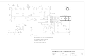 led wiring diagram of voltmeter wiring library circuit schematic