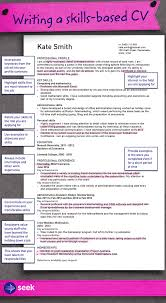 Job Skills For Cv Here Are A Few Simple But Helpful Tips To Writing A Skill Based Cv