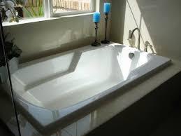 designer sol5430ato solo soaking acrylic bath tub from hydro systems