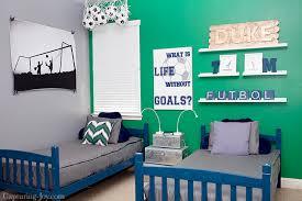 Soccer Decor For Bedroom Ideas Age