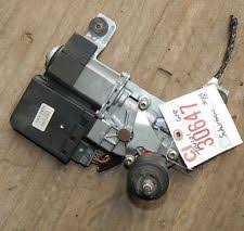 tahoe rear wiper motor 2000 01 02 03 04 05 06 chevy suburban tahoe oem rear windshield wiper motor