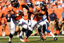 Demaryius Thomas Pushes Through Injury Rewards The Broncos