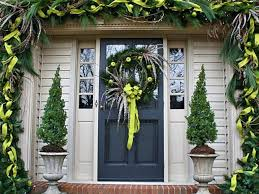 christmas front door decorationsFront Door Christmas Decorations Ideas Pinterest Decoration Diy