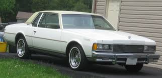 Chevrolet Caprice 1984 photo and video review, price ...
