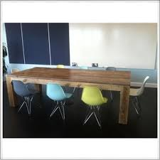 urban rustic furniture. solid wood conference table parsons reclaimed furniture urban rustic