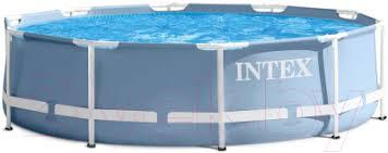 <b>Intex 26712NP</b> (366x76) <b>Каркасный бассейн</b> купить в Минске