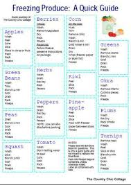 Conversion Charts Kitchen Tips Cooking Freezing