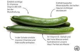 Eine durchschnittliche salatgurke, die 300 bis 500 gramm wiegt, enthält. Gurke Kalorien Und Nahrwerte Plantura