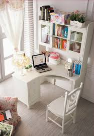 home office decor. Little Corner Desk With A Lot Of Space For Storage - Home Office Decor H