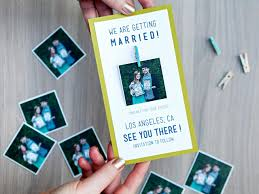 Print Your Own Save The Date 5 Easy Diy Ways To Save Money On Your Wedding Day Diy