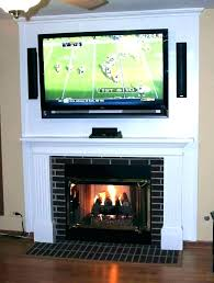 mounting tv above fireplace hanging over fireplace mounting above fireplace mounting a above a gas fireplace