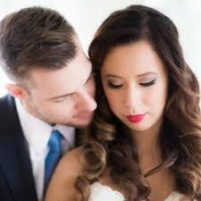 chinese wedding toronto asian bride bridal makeup red lips