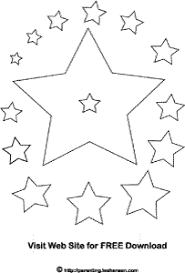 Small Picture Star Coloring BookColoringPrintable Coloring Pages Free Download