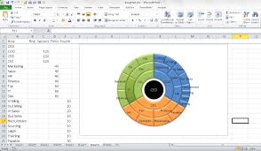 create a pie chart in excel create a doughnut chart youtube