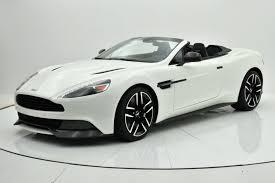 Used 2016 Aston Martin Vanquish Volante Carbon For Sale 236 746 F C Kerbeck Aston Martin Stock 17a106aji