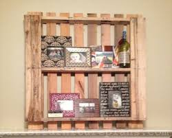 ... Home  Diy Rustic Pallet Wood Shelves Instructables Diy How Diy Pallet  Shelves Amazing 5 On ...