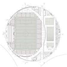 Stadium Planning Design Gallery Of Sports Complex And Urban Re Design Gmp