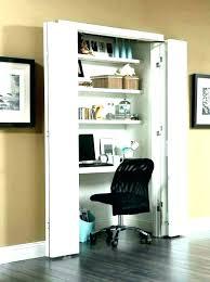 desks closet desk ideas stylish design home office walk in idea california a innovative