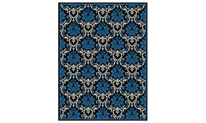 contemporary fl area rugs for living room blue runner rugs