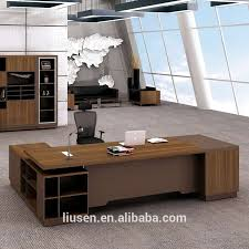 high office desk. High Evaluation Durable Office Furniture Executive Classic Wood Boss Desk